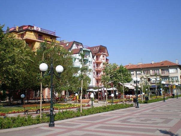 Поморие. Курорты Болгарии