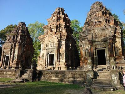 Комплекс Ролуос в Камбодже
