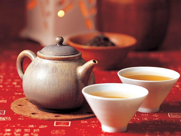 Виды чая и их особенности