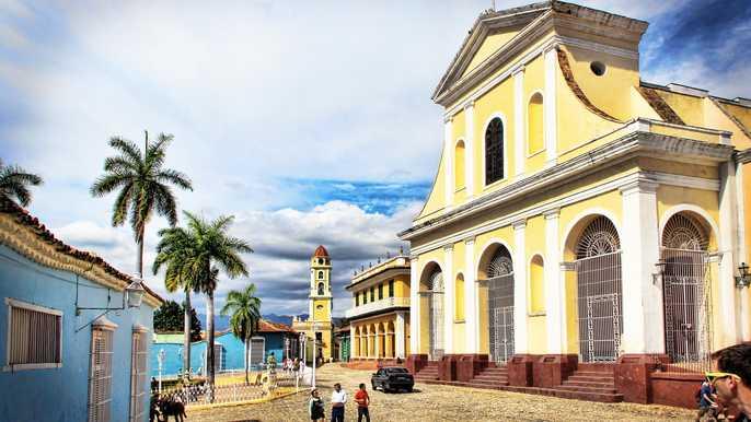 Варадеро – кубинский пляжный рай