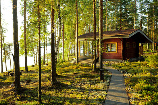 Выходные в Финляндии