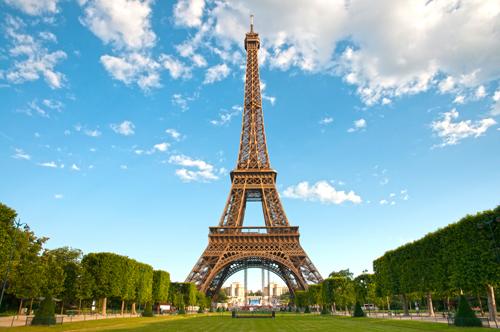 Как добраться до Парижа из Москвы