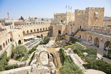 Хайфа – красивый восточный город на Средиземноморском побережье