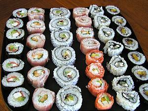 Суши. Японская кухня