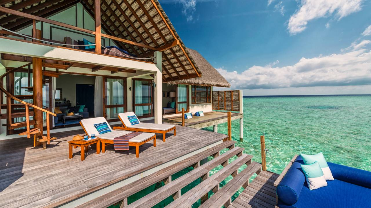 Four Seasons Maldives at Landaa Giraavaru 5*