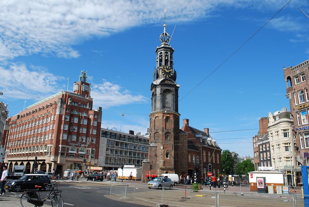 Оборонительные сооружения Амстердама