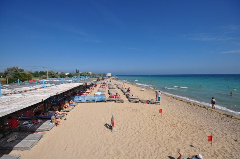 Пляжи в Евпатории: лучшие из лучших!