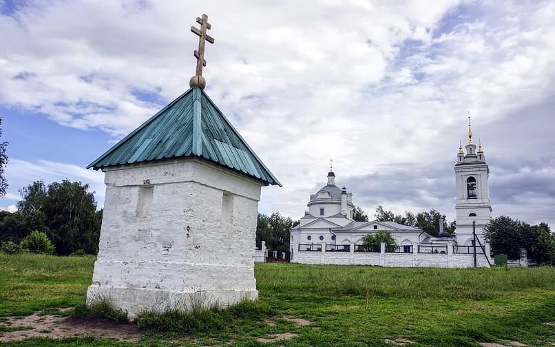 Дом-музей Сергея Есенина в Константиново