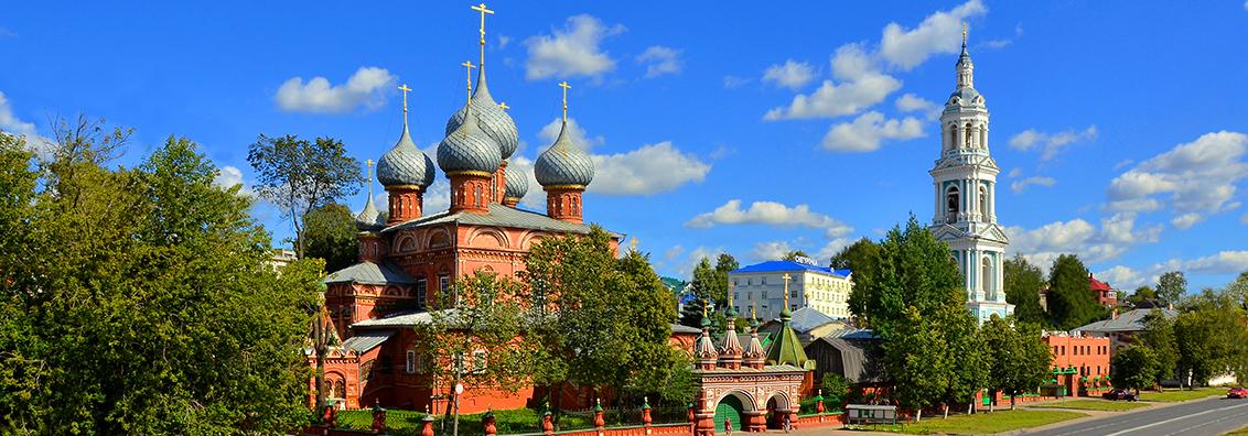Уникальный город - Кострома