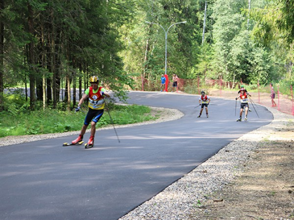 Топ-5 лыжероллерных трасс Москвы и области