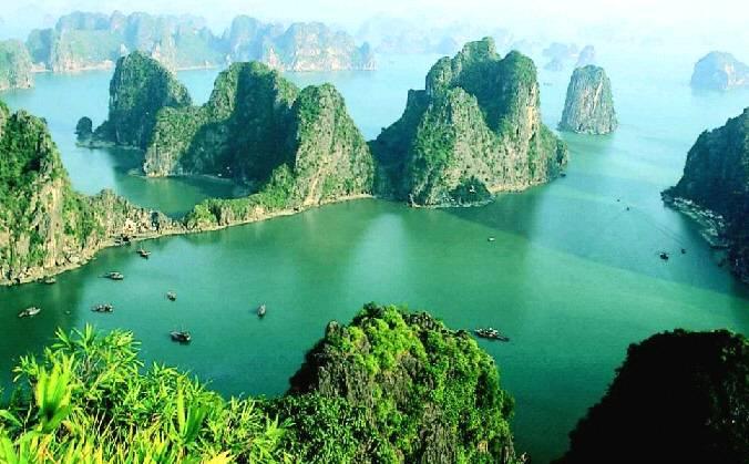 Халонг. Вьетнам