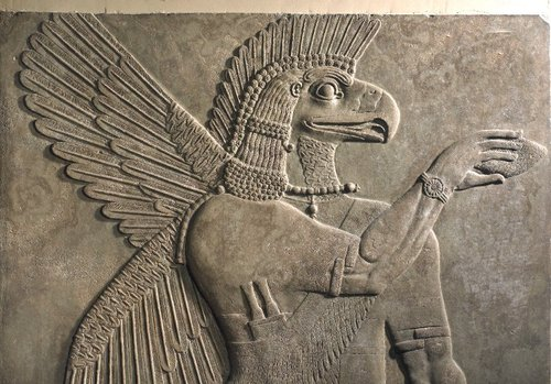 sculpture and late assyrian palace essay Historical narrative relief can be found at the assyrian palace of 1 essay 1 what concept of what was the primary purpose of assyrian relief sculpture and.