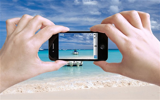 Как сделать снимок на телефоне