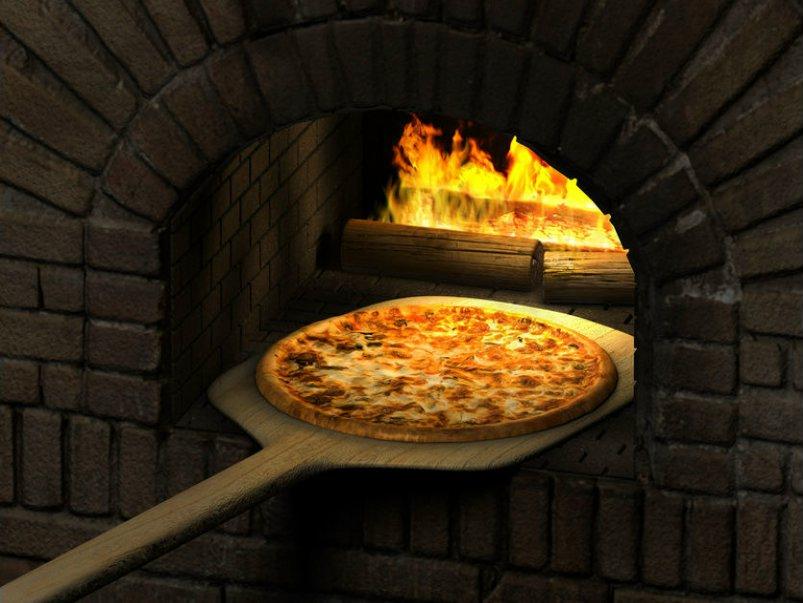 Печи для пиццы: виды и их особенности