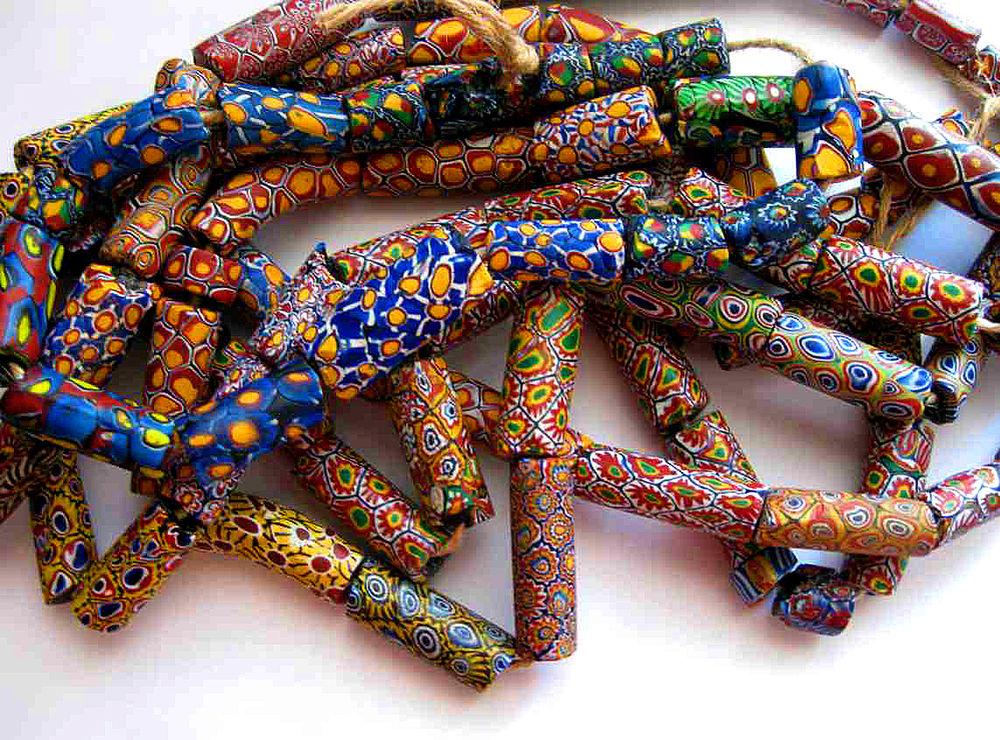Искусство венецианских бусин внесли в список ЮНЕСКО