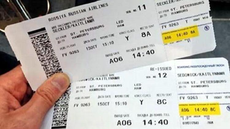 Россияне сядут в самолет по электронным талонам