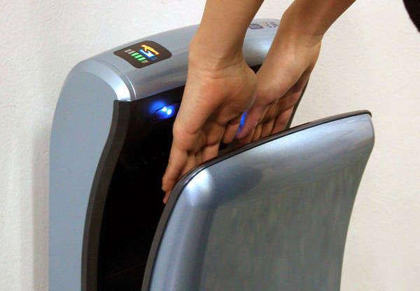 Альтернативы полотенцам в общественных санузлах